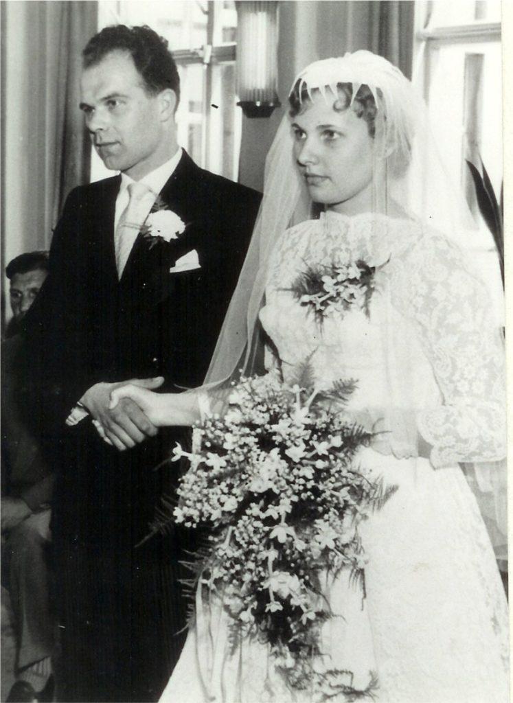 Kees en Nelly 1958